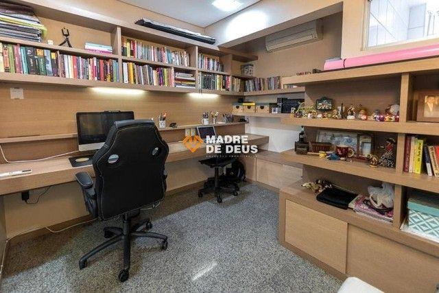 Excelente apartamento nascente, 150 m2, 3 dormitórios, Dionisio Torees Fortaleza Ceará - Foto 10