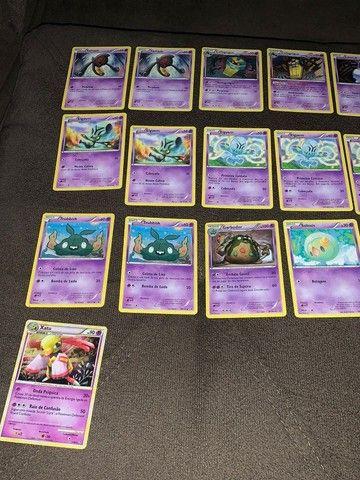 Cartas TCG Pokémon tipo psíquico - Foto 2