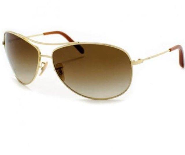 óculos Rayban original Aviador 3454 reestilizado