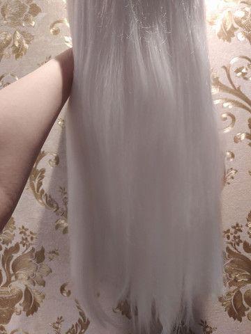 Peruca branca cosplay :)) - Foto 3