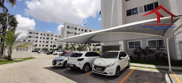 Apartamento com 2 dormitórios à venda, 48 m² por R$ 189.000,00 - Maraponga - Fortaleza/CE - Foto 4