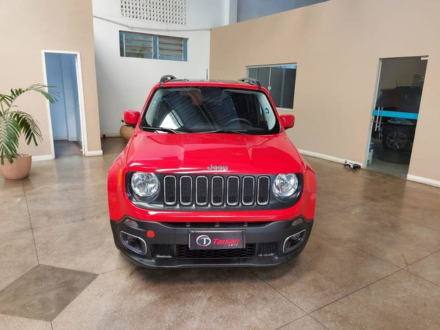 Jeep RENEGADE LONGITUDE 1.8 FLEX AUTOMATICO - Foto 3