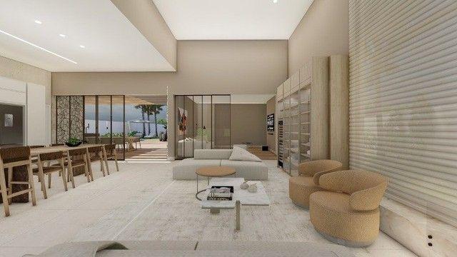 Casa de condomínio Linear 338M² Lote 1.000M² 4 suítes e tudo Mais. Alphaville Lagoa Ingles - Foto 12