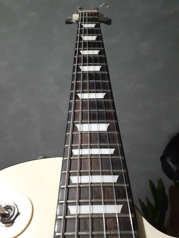 Guitarra shellter nashville troco - Foto 3