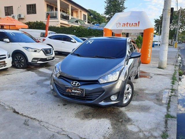 Hyundai HB20S 1.6 Automático C/GNV - 2014 - Foto 2