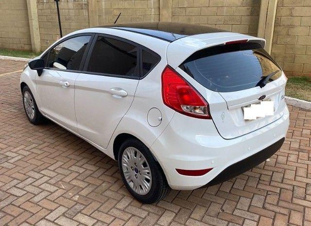 New Fiesta S 1.5 2014 Impecável  - Foto 4
