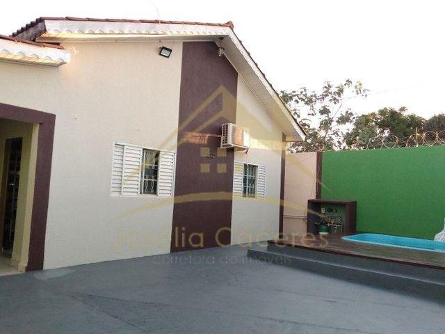 Casa com 3 quartos - Bairro Marajoara em Várzea Grande - Foto 9