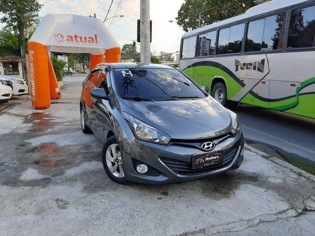 Hyundai HB20S 1.6 Automático C/GNV - 2014