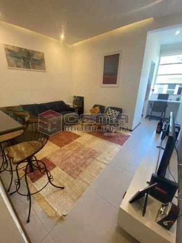 Apartamento à venda com 1 dormitórios em Flamengo, Rio de janeiro cod:LAAP12984 - Foto 2