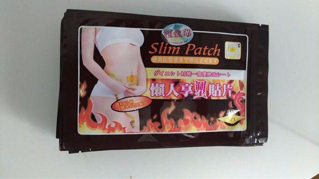 Fita emagrecedora Slim Patch