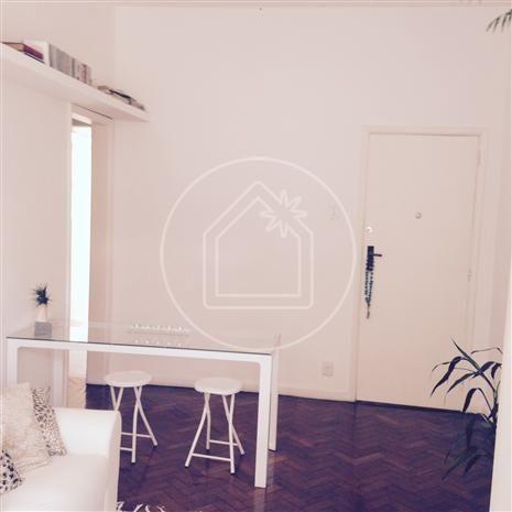Apartamento à venda com 2 dormitórios em Jardim botânico, Rio de janeiro cod:830805 - Foto 5