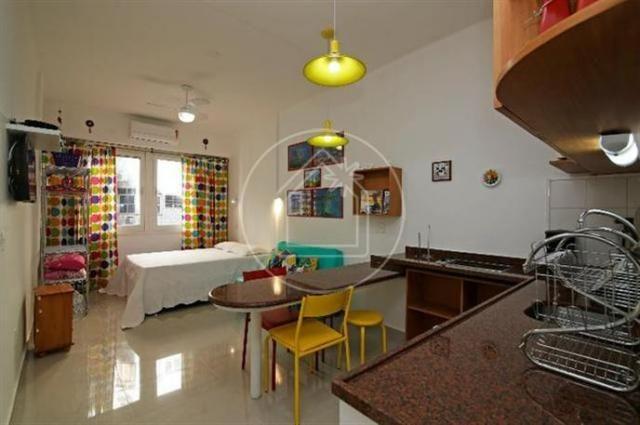 Apartamento à venda com 1 dormitórios em Copacabana, Rio de janeiro cod:832664 - Foto 2