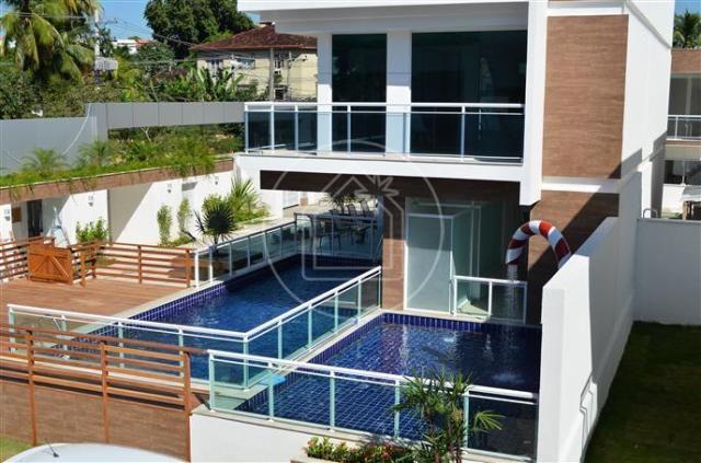 Casa à venda com 3 dormitórios em Freguesia (jacarepaguá), Rio de janeiro cod:832027 - Foto 3