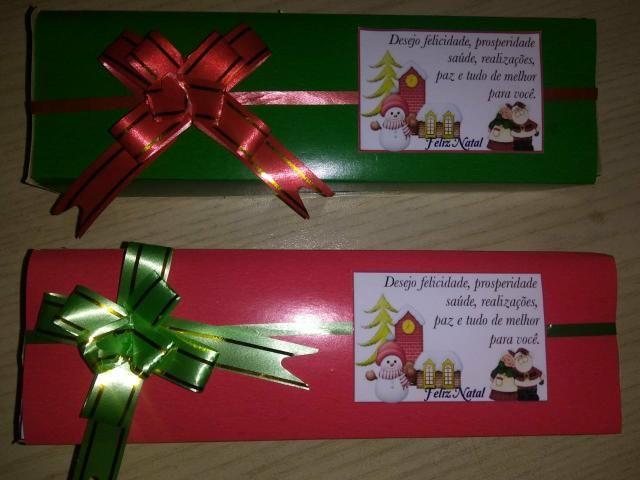 Presente/Lembrança de Natal Bis