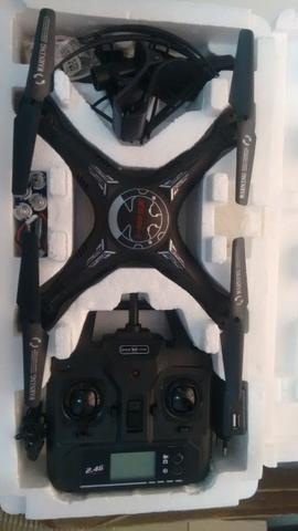 Drone Syma x5sw-1 WiFi Fpv Rtf Ufo com câmera 0.3 MP
