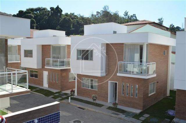 Casa à venda com 3 dormitórios em Freguesia (jacarepaguá), Rio de janeiro cod:832027 - Foto 6