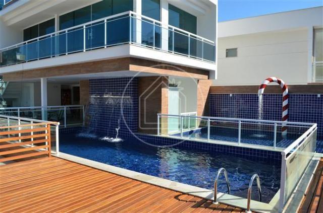 Casa à venda com 3 dormitórios em Freguesia (jacarepaguá), Rio de janeiro cod:832027 - Foto 2
