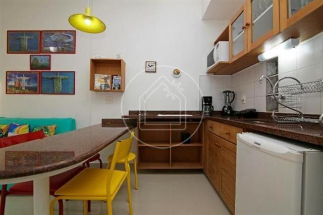 Apartamento à venda com 1 dormitórios em Copacabana, Rio de janeiro cod:832664 - Foto 12