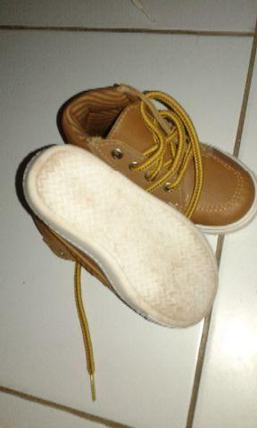 Sapatinhos e sandalias