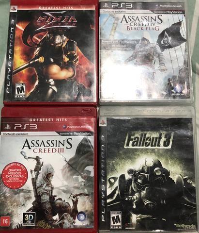 Jogos PS3!