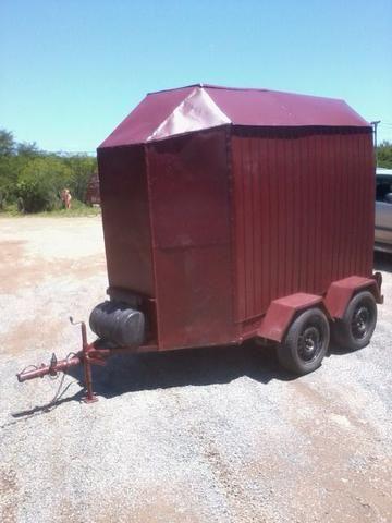 Aluguel Reboque de cavalos - Locação com camioneta diesel cabine dupla