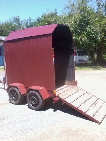 Aluguel Reboque de cavalos - Locação com camioneta diesel cabine dupla - Foto 6