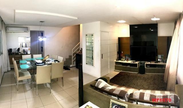CA1322 Laguna Ville, casa em condomínio com 4 suítes, 3 vagas, área de lazer completa - Foto 2