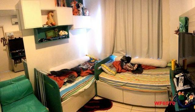 CA1322 Laguna Ville, casa em condomínio com 4 suítes, 3 vagas, área de lazer completa - Foto 7
