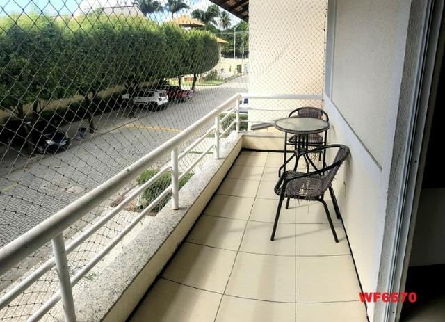 CA1322 Laguna Ville, casa em condomínio com 4 suítes, 3 vagas, área de lazer completa - Foto 8