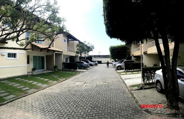 CA1322 Laguna Ville, casa em condomínio com 4 suítes, 3 vagas, área de lazer completa - Foto 18