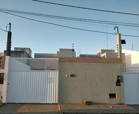 Casa com Padrao Moderno 3/4 sendo um suíte, no bairro sim use seu FGTS com entrada