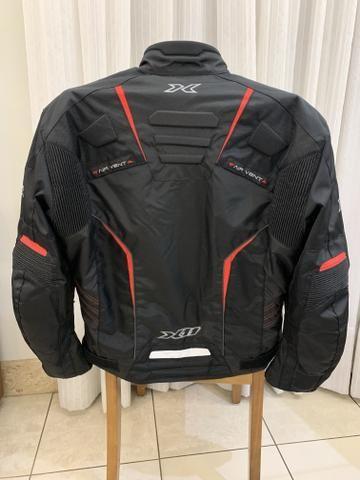 Conjunto X11: Jaqueta Evo 3 + Calca Extreme Air + Luva Dry Supertech - Foto 3