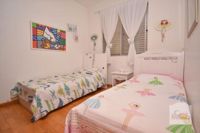 Apartamento à venda com 3 dormitórios em Nova granada, Belo horizonte cod:239971 - Foto 9