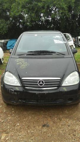 Sucata Mercedes Benz Classe A 160 2003 Para Retirada de Peças