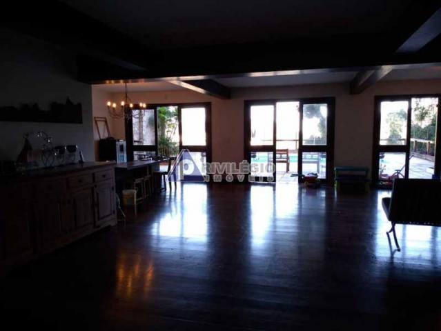 Casa à venda com 4 dormitórios em Santa teresa, Rio de janeiro cod:FLCA40016 - Foto 6