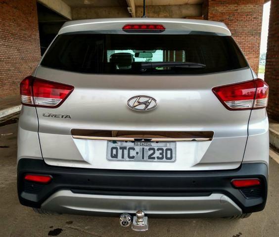 Hyundai creta pulse 1.6 flex at 18-19 - Foto 2