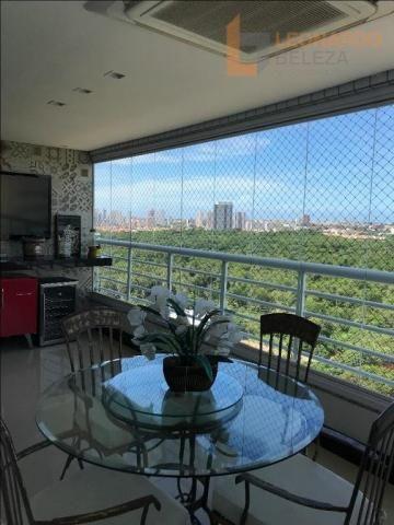 Apartamento residencial à venda, edson queiroz, fortaleza. - Foto 11