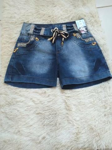 Shorts Jeans para Revenda R$ 20,00 - Foto 3