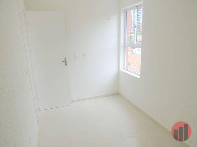 Kitnet com 2 dormitórios para alugar, 40 m² por R$ 975,00/mês - Varjota - Fortaleza/CE - Foto 6