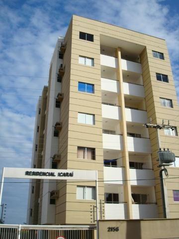Apartamento no Joquei, próximo da Facid, 2 quartos, elevador