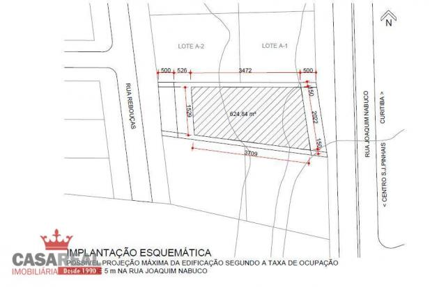 1041,40 m², prox. portal, duas frentes, comercial ou residencial - zr-4 coeficiente 2,5 e  - Foto 11