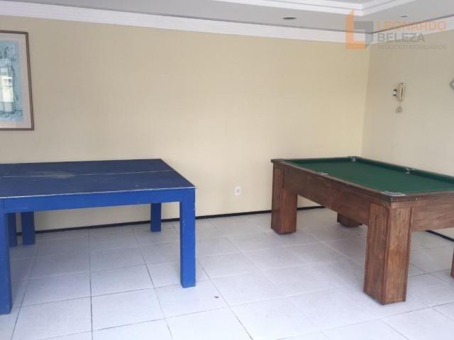 Apartamento com 3 quartos, à venda, no papicu!!! - Foto 6