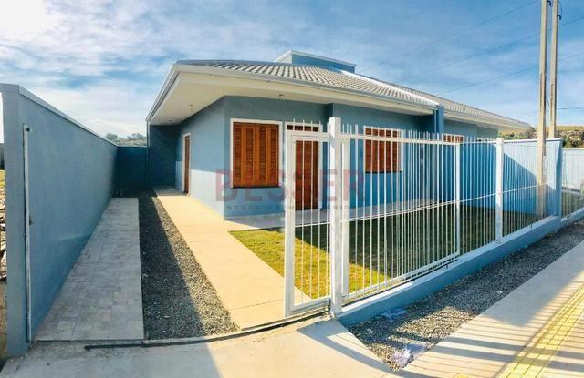 Casa nova com 2 dormitórios e ótimo pátio para lazer! - Foto 10