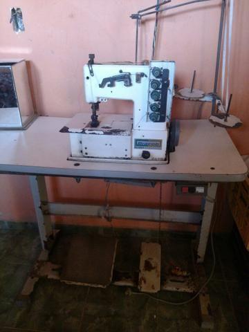 Máquina de de costura gangoleira (88)- * - Foto 3
