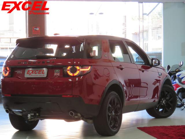 LAND ROVER DISCOVERY SPORT SI4 HSE 2.0 2016 - Foto 3
