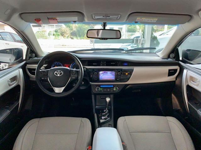 Toyota Corolla XEI 2.0 Flex (Automático) 2015 - Foto 13
