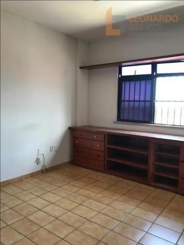 Apartamento com 3 dormitórios à venda, 115 m² - fátima - fortaleza/ce - Foto 10