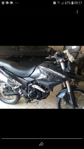 Vendo ou troco shineray discover 250 cc - Foto 3