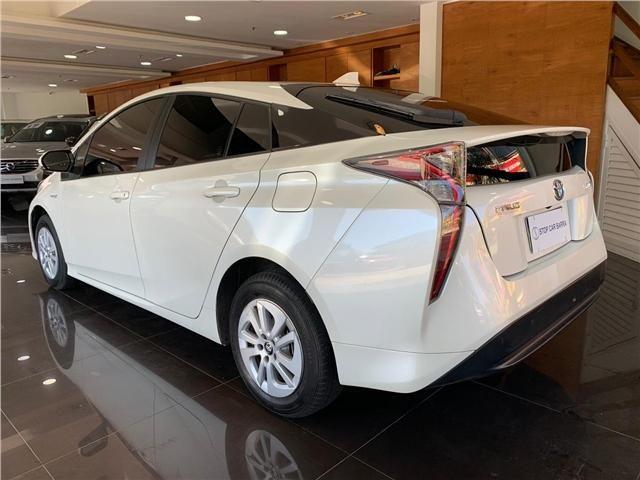 Toyota Prius 1.8 16v híbrido 4p automático - Foto 4