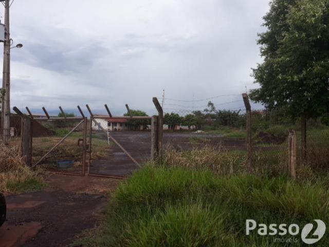 Terreno Comercial na BR 163 - Saída para Caarapó